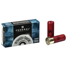 Federal Power-Shok Buckshot 20 Gauge - Shot Size 3 Buck - 029465009830