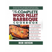 Camp Chef The Complete Wood Pellet Barbeque Cookbook - 9780757003370