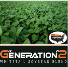 Real World Wildlife Northern Soybean Blend  50lb Bag = 1 Acre - 494922425452