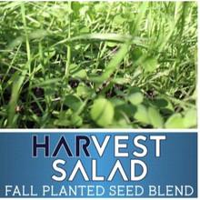 Real World Wildlife Harvest Salad 25lb Bag = 1/2 Acre - 718179630248