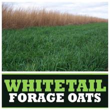 Real World Wildlife RWWP Forage Oats - 50lb Bag - 1 Acre - 094922204172