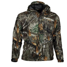 Gamehide Trails End Waterproof Jacket - Realtree Edge - 769961403878