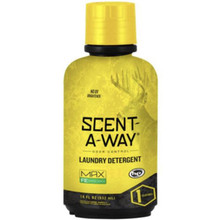 Hunters Specialties Scent-A-Way Max Fresh Earth Laundry Detergent - 18oz - 021291709410