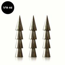 Woo! Tungsten Neko Rig Tungsten Nail Weight - 791258384621