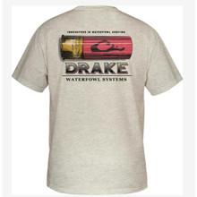 Drake Shotshell s/s Tee DT9225-OAT -