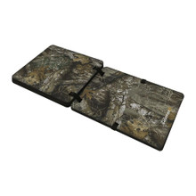 Allen Co Foam Cushion With Back - Realtree Edge - 026509035398