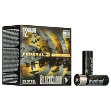 "Federal Black Cloud II 12GA 3"" 1-1/4oz -"