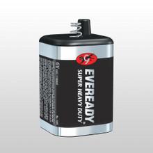 Energizer Eveready Super Heavy Duty 6v Lantern Battery - 039800011633