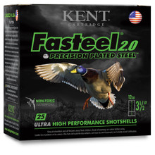 "Kent Ammunition Fasteel 2.0 12GA 3.5"" 1-3/8OZ - 656308006123"