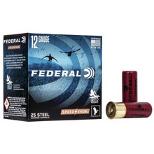 "Federal Speed Shok Waterfowl Steel Shotshells 12ga 3.5"" 1-3/8oz - 250 RDS - 400005550256"