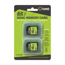 HME SD Card 16GB - 2pk - 888151020470