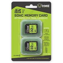 HME SD Card 32GB - 2pk - 888151021491