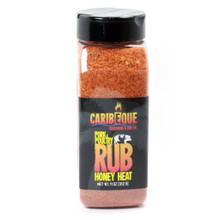 Caribeque Honey Heat Pork & Poultry Rub - 11oz - 634294591519