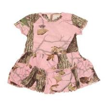Kings Camo Infant/Toddler Dress - Woodland Pink - 754150049029