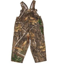 Kings Camo Infant/Toddler Overalls - Realtree Edge - 754150072614