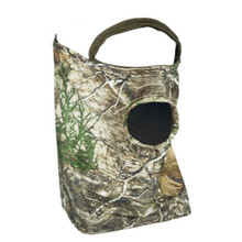 Primos PS6667 Stretch Fit Half Face Realtree Edge - 010135066673