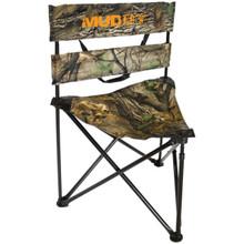Muddy Outdoors Folding Tripod Ground Seat - 813094020256