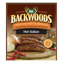 LEM Backwoods Hot Italian Fresh Sausage Seasoning - 8.3oz - 734494090093