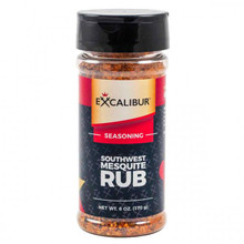 Excalibur Seasoning Southwest Mesquite Rub - 6oz - 729009689107