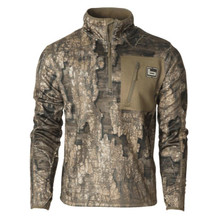 Banded Mid Layer 1/4 Zip Pullover Realtree Timber - 848222006949