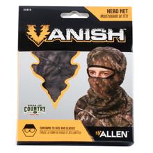 Allen Co Vanish Full Head Net - Mossy Oak Break Up Country - 026509034490