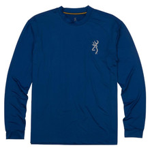 Browning Graphic Long Sleeve Sun Shirt - 023614965480
