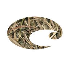 Costa Del Mar Mossy Oak Shadow Grass Blades Decal - 097963513449