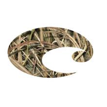 Costa Del Mar Mossy Oak Shadow Grass Blades Decal - Small - 097963513395