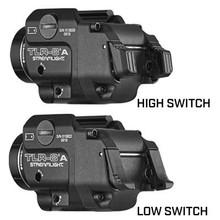 Streamlight TLR-8A Flex Gun Light With Red Laser - 080926694149