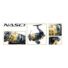 Shimano NASCI Spinning Reels - 022255207829