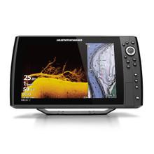 Humminbird HELIX 12 CHIRP MEGA DI+ GPS G4N Fish Finder - 082324055157