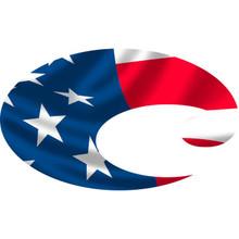Costa Del Mar Americana Premium Decal - 097963892544