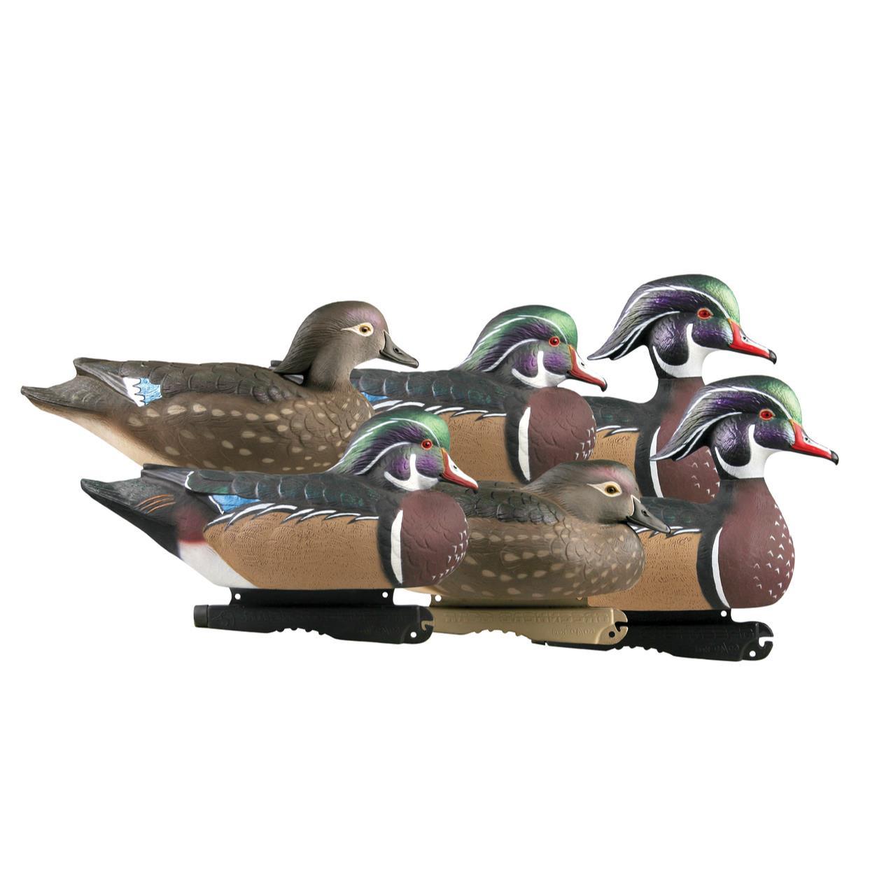 Avery GHG Pro-Grade Wood Duck Floaters - 6pk - 73135 - 700905731350