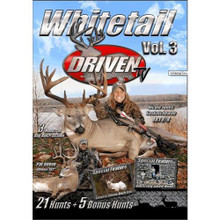 Whitetail Driven Dvd Vol 3