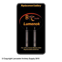 Burt Coyote Co Batteries 2pk