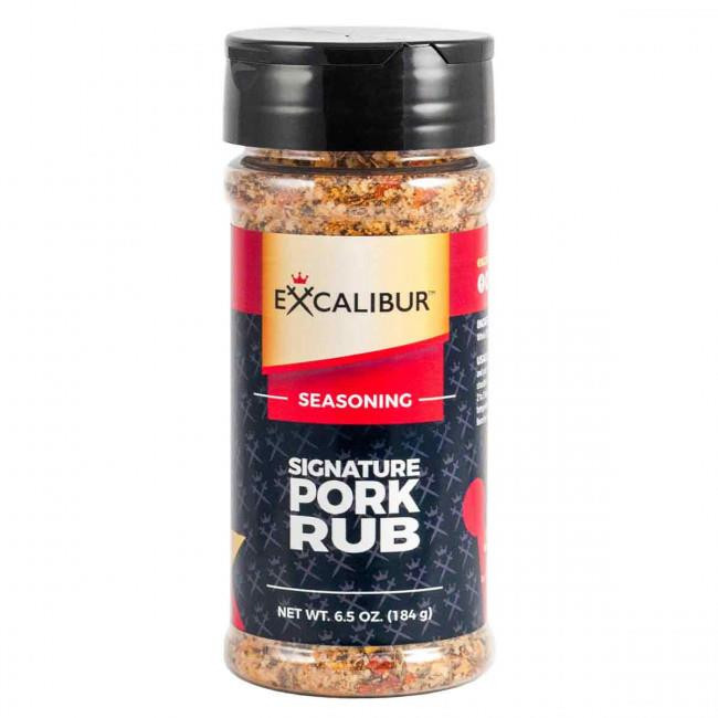 Excalibur Seasoning Signature Pork Rub - 729009666702