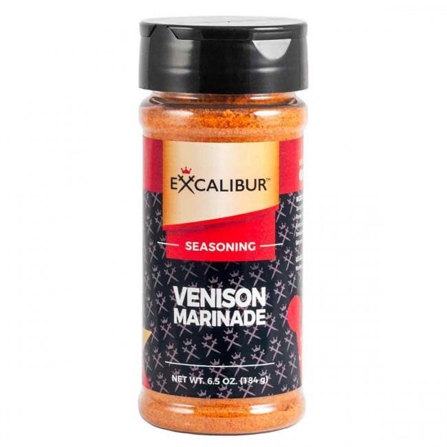 Excalibur Seasoning Venison Marinade Rub - 729009600508