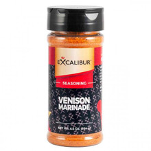 Excalibur Seasoning Venison Marinade Rub - 729009600508