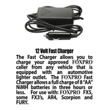 Foxpro Fast Charger