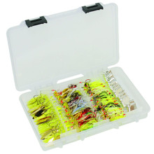 Plano FTO Elite Spinner/Buzzbait Box Tackle Box