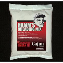 Hamm's Cajun Fish Fry Mix - 2.5lbs