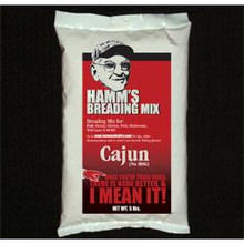 Hamm's Cajun Fish Fry Mix - 5lbs