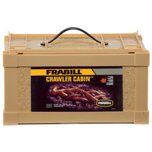 Frabill 1-Door Worm Box