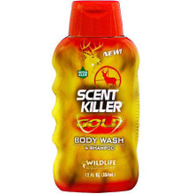 Wildlife Research Scent Killer Gold Body Wash
