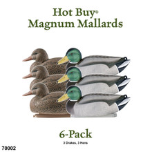 Avery GHG Essential Magnum Mallards - 6pk - 70002 - 700905700028