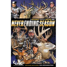 White Knuckle Never Ending Season Dvd