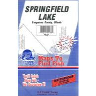 Springlake Map