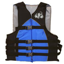 Full Throttle Nylon Vest