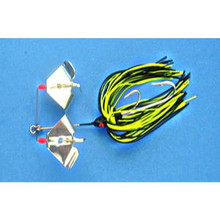Obies Tackle Hard Hook Twin Buzzbait
