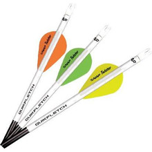 "New Archery Prod Quikfletch Twister  2"" 6 Pack"